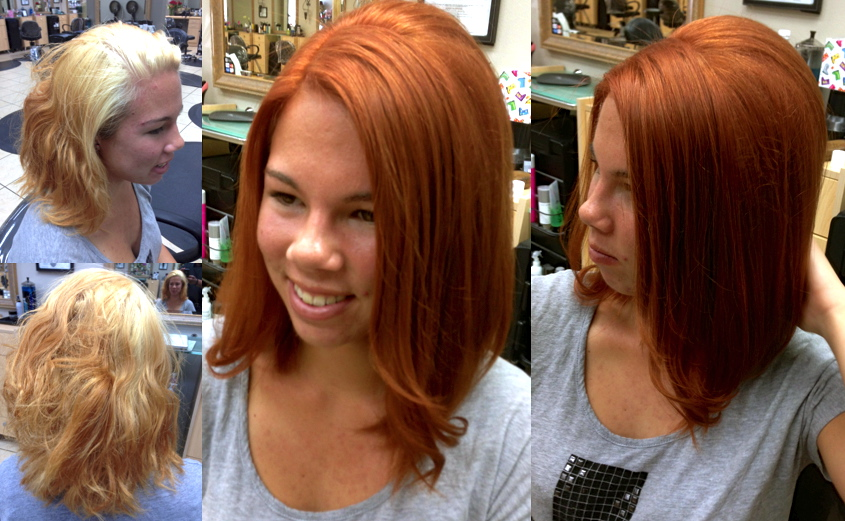 Fixing Hair Color Hair Stylist Martin Rodriguez